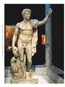 Imperador romano.